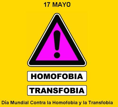 Día contra la LGTBfobia