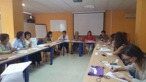 reunion consejo mujeres imex extremadura