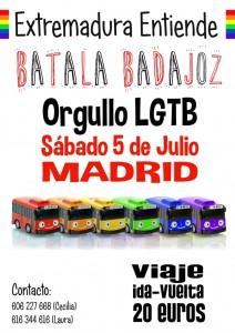 Orgullo Estatal 2014 Autobús WEB