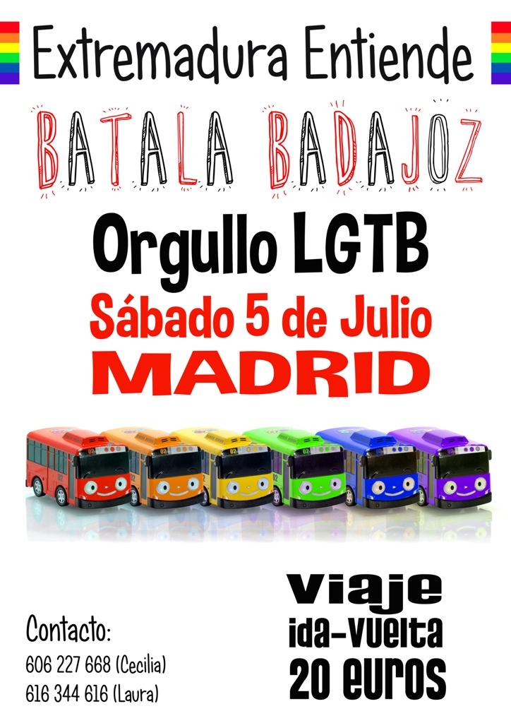 Orgullo Madrid 2014