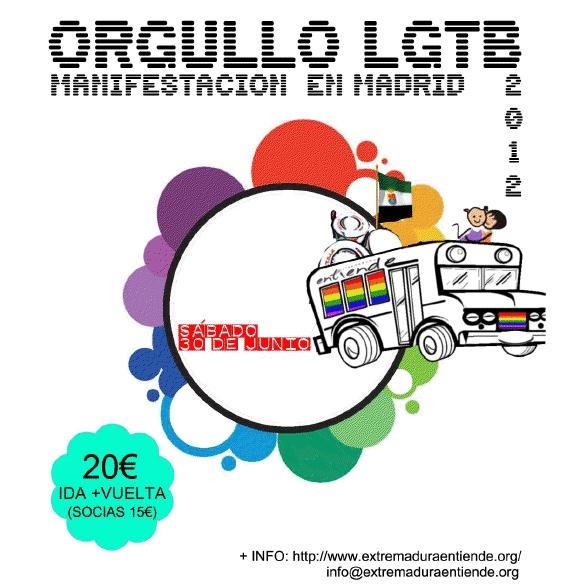Orgullo Estatal 2012
