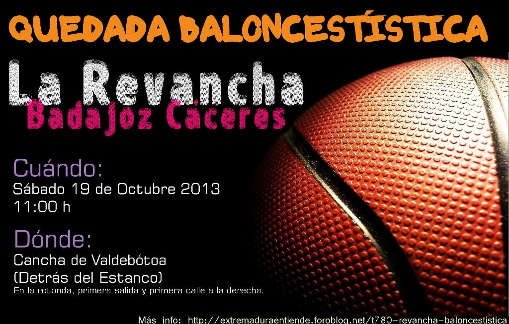 Revancha Baloncesto