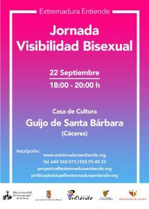 visibilidad bisexual extremadura